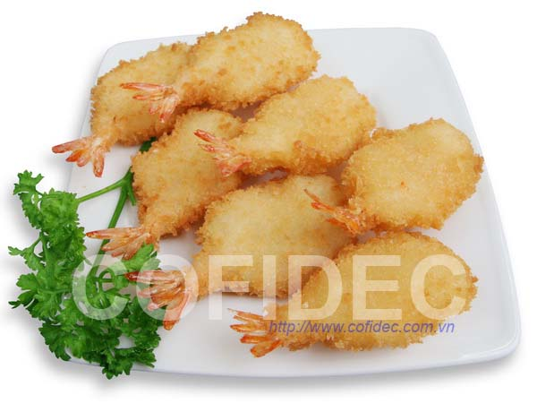 Breaded Butterfly PTO Shrimp