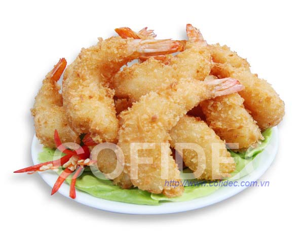 Breaded Coconut PTO Shrimp