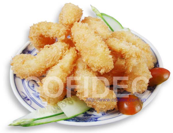 Breaded PD Shrimp